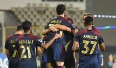 دوري ابطال اسيا: الوحدة الاماراتي يتأهل كوصيف الى دور الـ 16 بفوزه على جوا