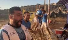 خاص-ماذا قال رفيق سبيتي وخضر قدور بعد تأهل شباب  الجناح الى المرحلة النهائية؟