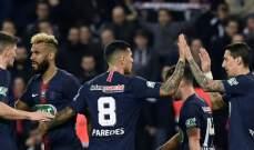 ارقام واحصاءات من نهائي كأس فرنسا