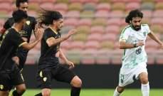 كأس محمد بن سلمان: الأهلي يسقط أمام الفتح بهدف يتيم