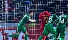 كأس آسيا تحت 23 عام: ضربة جزاء تمنح المنتخب السعودي الفوز على تايلاند