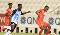 الدوري القطري: فوز صعب للوكرة على العربي