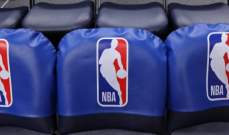 NBA تبحث في الية الاستعانة بلاعبين لتعويض اي اصابة في ما تبقى من الموسم