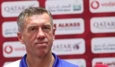 مدرب العراق:  لم اسرب تشكيلة الفريق