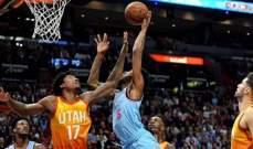 NBA: ميامي يعزز مركزه الثالث في المجموعة الغربية وسقوط تورنتو امام انديانا