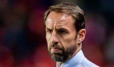 ساوثغايت: سنخوض مباراة مذهلة امام اسكتلندا