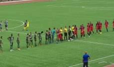 خاص - مشاهدات من مباراة شباب الساحل والتضامن صور