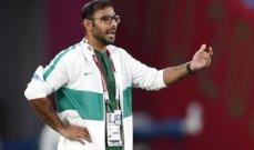 مدرب المنتخب السعودي الأولمبي: سعيد بأداء اللاعبين رغم الهزيمة