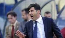 فونسيكا: الدوري الايطالي صعب جدا