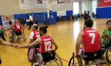خاص- لبنان يحقق مركز الوصافة في بطولة حنا لحود لكرة السلة
