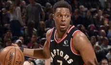 NBA: تورنتو يسجل الفوز التاسع على التوالي و34 هذا الموسم