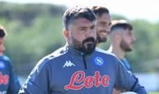 بورييلو يطالب بتأجيل مباراة نابولي وألكمار
