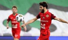 مشاريبوف: جاهز لخوض تجربة جديدة في الدوري السعودي