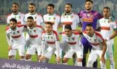 كأس محمد السادس: مولودية الجزائر يتخطى الرجاء الرياضي بهدف نظيف