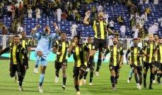 الدوري السعودي: الاتحاد يعود الى سكة الانتصارات وتعادل للوحدة