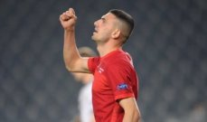 ديميرال يقص شريط اهداف يورو 2020  في مرمى فريقه