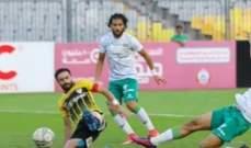 الدوري المصري: 4 اهداف في تعادل المصري مع الانتاج الحربي