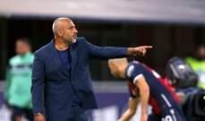 مدرب بارما: خضنا المباراة بقلب كبير