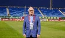 خاص: يوسف يونس يؤكد التواصل بين ادارة العهد واللاعبين في ظل التوقف بسبب كورونا