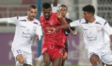 الدحيل يعبر الى ربع نهائي كأس امير قطر بفوزه المستحق على معيذر
