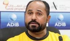 سالم ربيع: خضنا لقاءً صعباً امام عجمان