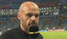 ميرفي: يتوجب على ليفربول عدم التخلي عن محمد صلاح