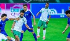 التصفيات الاسيوية: السعودية تتخطى اوزبكستان وفوز فلسطين والصين وعمان