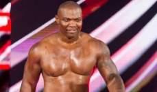 بنجامين يبرم صفقة جديدة مع اتحاد المصارعة