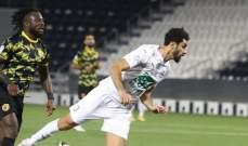 جاسم محمد: كنا نريد تحقيق الفوز على قطر