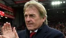 دالغليش: ليفربول لن يتخلى عن الثلاثي الهجومي