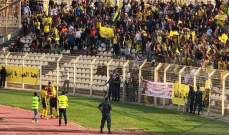 خاص - تصريحات باسم مرمر وبلال فراج بعد انتهاء مباراة كأس السوبر