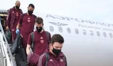 لاعبو اليونايتد في المانيا لخوض ربع نهائي الدوري الاوروبي