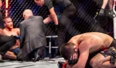 نورمحمدوف: اعلن اعتزالي واطالب UFC بمنحي لقب المقاتل رقم 1