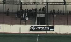 خاص - مشاهدات من مباراة طرابلس والشباب الغازية