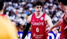 مدرب تركيا: حزين للخسارة امام منتخب اميركا