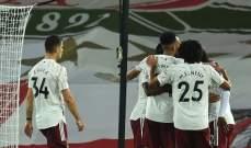 شاكا وبخ زملاءه خلال هزيمة ليفربول: نحن خائفون!