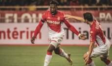 الليغ 1: موناكو يواصل تألقه، رين يفوز على انجيه وسقوط لـ تولوز