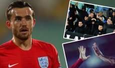 تشيلويل: لا مكان للعنصرية في كرة القدم