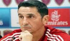 خيمينيز: ضغط المباريات يؤثر سلباً على اداء فريقي