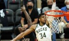 NBA: فيلادلفيا على بعد فوز من نصف النهائي الشرقي