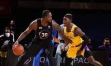 NBA: سقوط جديد لليكرز امام النيكس