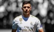 يوفيتش يحسم مصيره مع ريال مدريد