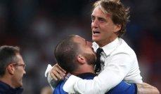 ايطاليا اكثر من سدد وسجل في يورو 2020