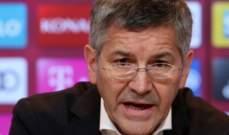 هاينر: بطولة الأمم الأوروبية ستخضع لتدقيق خاص