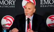 شلينك: قد يجري تكثيف مباريات الموسم القادم ل NBA