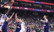 مدرب ايطاليا: لم يكن من السهل مواجهة صربيا