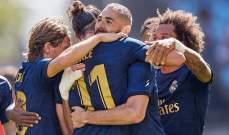 ريال مدريد يفتتح مشواره في الليغا بثلاثية امام سيلتا فيغو