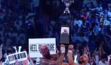 كارل اندرسون ولوك غالوز يحققان لقب بطولة كأس العالم للزوجي