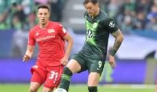 الدوري الألماني: فولفسبورغ إلى المركز الثاني بعد تخطي برلين