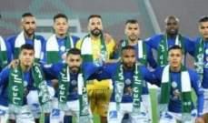 الدوري المغربي: الرجاء يتخطى اتحاد طنجة بثنائية